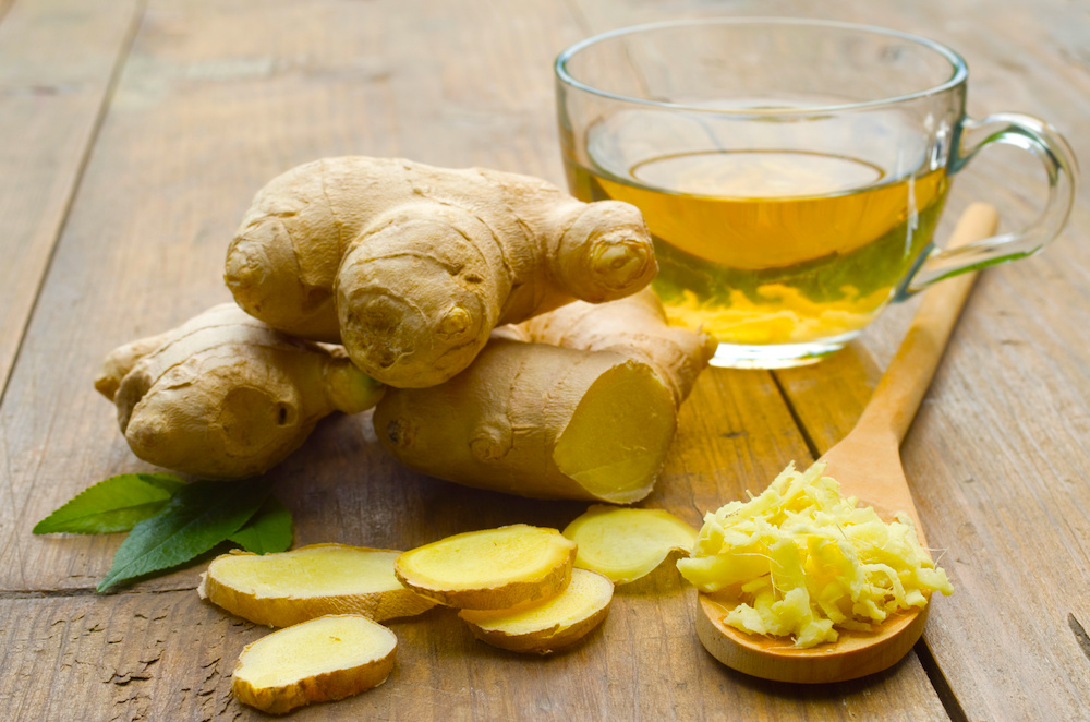 Ingwer und Kurkuma - Ginger and turmeric (Photo-Copyright: Fotolia / aboikis)